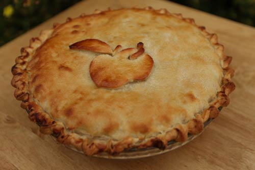 Yummy Herefordshire Apple Pie